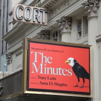 Up On The Marquee: Tracy Letts' THE MINUTES Comes to Broadway Photo