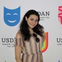 Photo Flash: UN Celebrity Youth Activist and International Recording Artist Mere Photos