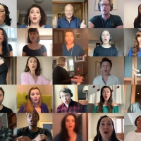 VIDEO: THE PHANTOM OF THE OPERA World Tour Cast Performs 'Masquerade' for Andrew Lloy Photo