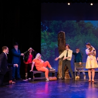 Photo Coverage: First look at Ohio University Lancaster Theatre's ROMANCE,NOMANC Photos