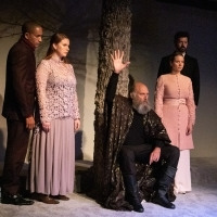 Photo Flash: First Look at KING LEAR at Harold Clurman Laboratory Theater at the Art of Acting Studio