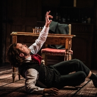 Photo Flash: First Look at Blackeyed Theatre's THE STRANGE CASE OF DR JEKYLL & MR HYD Photo