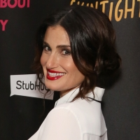 Listen: Idina Menzel is a Guest on the E-TICKET TO BROADWAY Podcast Photo