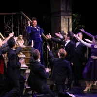 Photo Flash: First Look At Porchlight Music Theatre Revisits CALL ME MADAM Photo