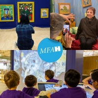 Wildly Successful VAN GOGH FOR ALL Interactive Exhibit Returns August 15 Photo