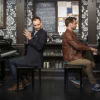 Photo Flash: First Look at Milwaukee Rep's 2 PIANOS 4 HANDS Photo