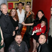 Photo Flash: Cellist Mairi Dorman-Phaneuf Celebrates Robert Burns Night At Birdland!