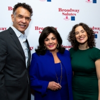Photo Coverage: Go Inside the 11th Annual Broadway Salutes Ceremony! Photo
