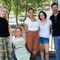 Photos: Betsy Wolfe, Andrew Rannells & More Kick Off BroadwayEvolved Initiative Photos