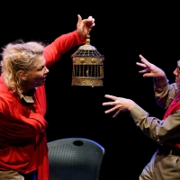 Photo Flash: Upstream Theater presents the English Language Premiere of WILDFIRE Photos