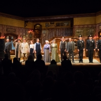 Photo Coverage: Curtain Call And Press Night Celebration of ARSENIC AND OLD LACE At L Photo