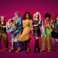 Photo Flash: See Courtney Act, Monet X Change and More of the Cast of DEATH DROP Photo