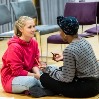 Photo Flash: Go Inside Rehearsals for LIPSTICK at Southwark Playhouse