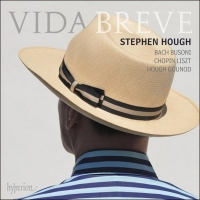 Stephen Hough's Album 'Vida Breve' To Be Released By Hyperion Records Photo