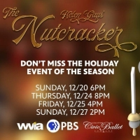 Scranton Civic Ballet's THE NUTCRACKER To Be Aired on WVIA Photo