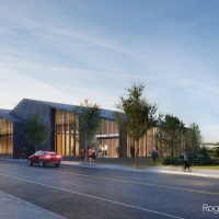 Bay Street Theater Unveils Renderings Of New Building In Sag Harbor Photo