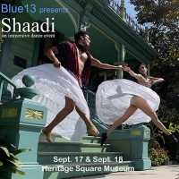 Blue13's SHAADI is Outdoor, Immersive, Contemporary Bollywood Dance Celebration at He Photo
