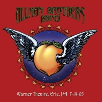 Allman Brothers Band To Release 'The Best Show You Never Heard' / 2-CD Release 'Warne Photo