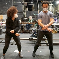 Photo Flash: Go Inside Rehearsals for The Old Vic: In Camera's THE LORAX Photos