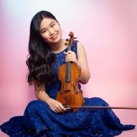 Artist Series Concerts Presents 20 Year-old Korean Violin Sensation SooBeen Lee at Temple Photo