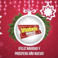 BroadwayWorld Spain os desea Feliz Navidad con su felicitación navideña anual Photos