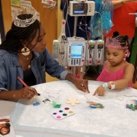 Photo Flash: Miss America And Sing For Hope Bring Joy And Healing To Young Patients Photos