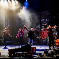 Photo Flash: First Look at the European Premiere Of BROOKLYN THE MUSICAL Photo