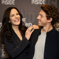 Photo Coverage: Meet the Cast of THE SOUND INSIDE, Led by Mary-Louise Parker Photo
