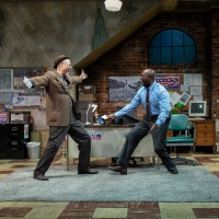 Photo Flash: First Look at Everyman's RADIO GOLF Photo