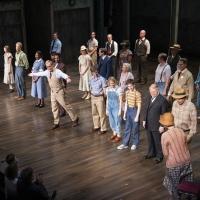 Photos: TO KILL A MOCKINGBIRD Returns to Broadway; The Cast Takes Their Bows! Photo