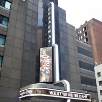 Up On The Marquee: Something's Coming...WEST SIDE STORY Returns to Broadway!