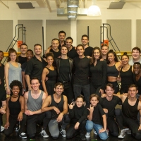 Photo Coverage: A BRONX TALE National Tour Gets Ready to Hit the Road! Photo