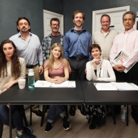 Photo Flash: Go Inside Rehearsals for CHASING JACK Starring Crista Moore Photo
