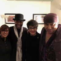 Photo Flash: Chita Rivera Opens Her 7-Show Run At Feinstein's/54 Below Photo