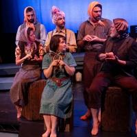 Photo Flash: Coeurage Theatre Company Presents UNDER MILK WOOD