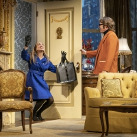 Photo Flash: First Look at Matthew Broderick & Sarah Jessica Parker in Broadway-Bound Photo
