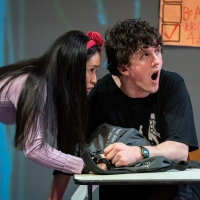 Photo Flash: First Look at TEENAGE DICK at Donmar Warehouse