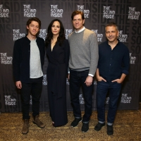 FREEZE FRAME: Meet the Cast of THE SOUND INSIDE on Broadway! Photo