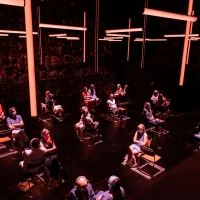 Photo Flash: First Look at Sound Installation BLINDNESS at The Donmar Warehouse Photo