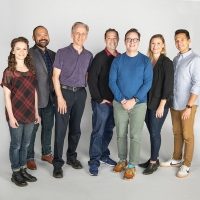 Photo Flash: Meet The Cast of SCROOGE'S BIG SAN DIEGO CHRISTMAS SHOW At The Old Globe Photo