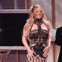 Mariah Carey Debuts MIXED-ISH Theme Song 'In The Mix' at ABC's 'Embrace Your Ish' Eve Photo