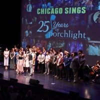 Photo Flash: Porchlight Kicks Off Season With CHICAGO SINGS Photos