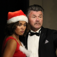 Photo Flash: A TWISTED CHRISTMAS CAROL Opens Upstairs at the Group Rep in the Lonny Chapman Theatre