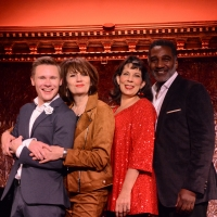 Photo Coverage: Norm Lewis, Beth Leavel & More Preview Holiday Shows at Feinstein's/54 Below! Article
