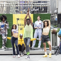 Photo Flash: Inside BRAND NEW DAY in Times Square, Celebrating New York City's R Photos