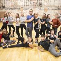Photo Flash: Inside Rehearsal For CINDERELLA at Mercury Theatre Colchester