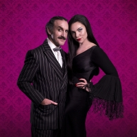 New 2021/22 Tour Dates Announced For THE ADDAMS FAMILY Photo
