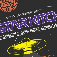 Just Announced! Star Kitchen Guest-Filled Late-Night During DISCO BISCUITS NYC Run