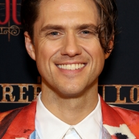 Will Aaron Tveit Automatically Win a Tony Award? Photo