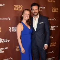 Patti Murin & Colin Donnell Share Advice on Dealing With Anxiety, Chat with Caissie L Photo